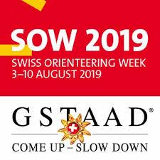 Swiss-O-Week 2019 Logo